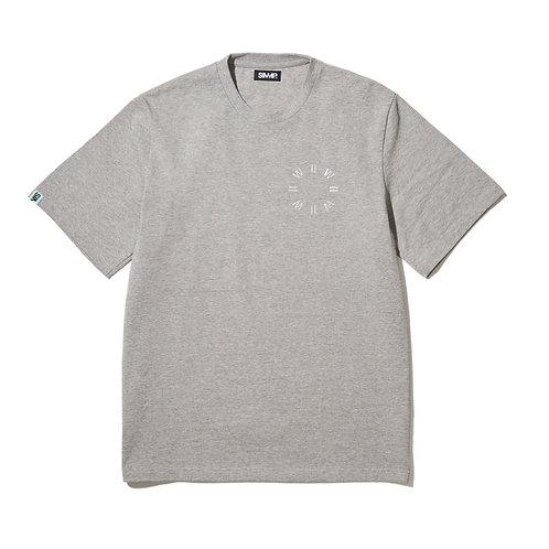 SIMMP. Reflector T-shirt Gray