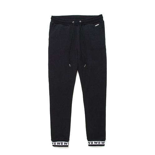 SIMMP. IIWII Sweatpants Black