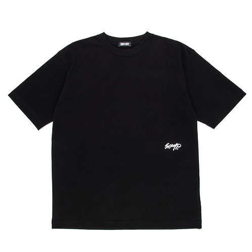 SIMMP. x Shogo Sekine design T-shirt Black