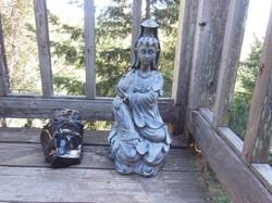 Guan Yin and Andara