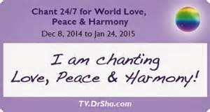 I am a LovePeaceHarmony Ambassador
