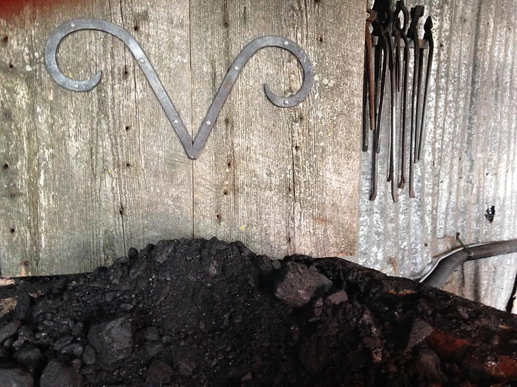 Bituminous Soft Blacksmithing Coal (70 lbs bags)