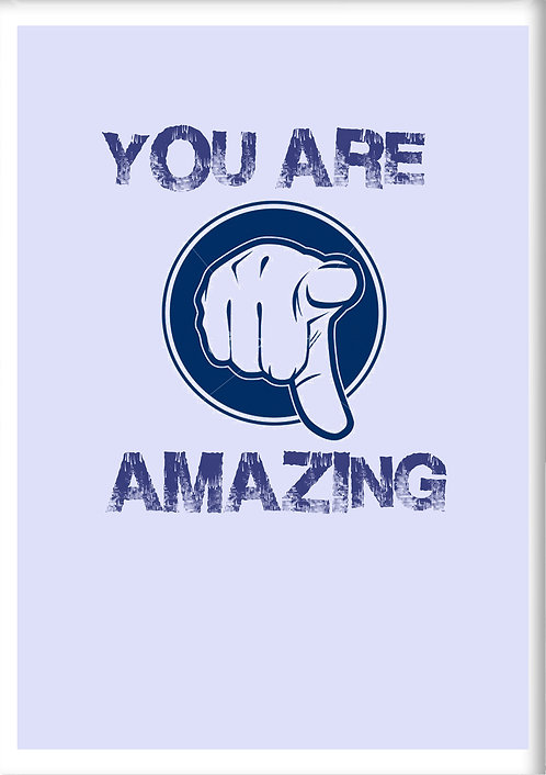 You Are Awesome Fridge Magnet