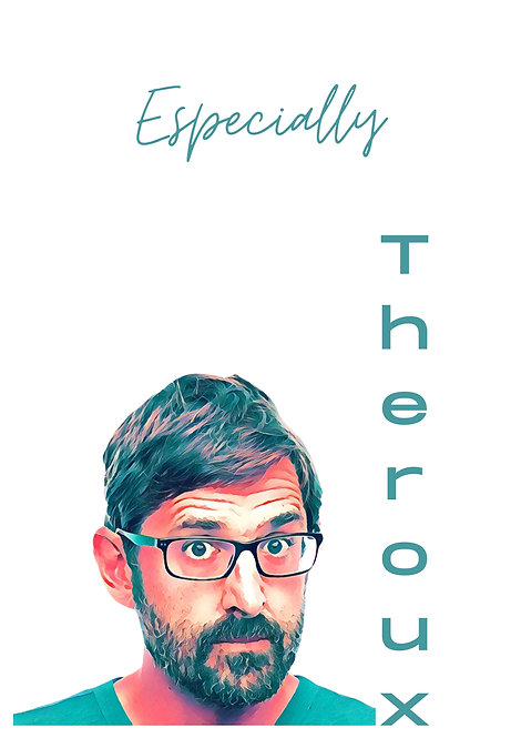 Especially For Theroux Greeting Card
