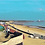 Thumbnail: The Promenade II Whitley Bay A5 Gloss Paper Magnet