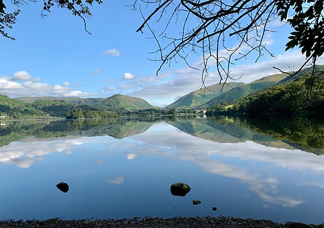 Grasmere Photographic Greeting Card