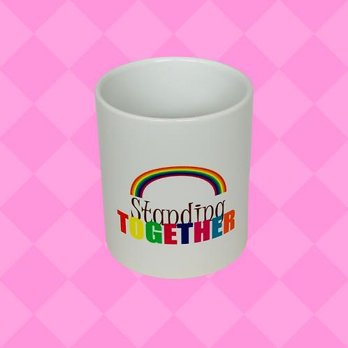 Standing Together Gift Mug