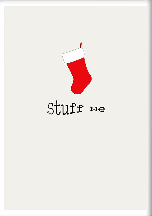 Stuff Me Fridge Magnet