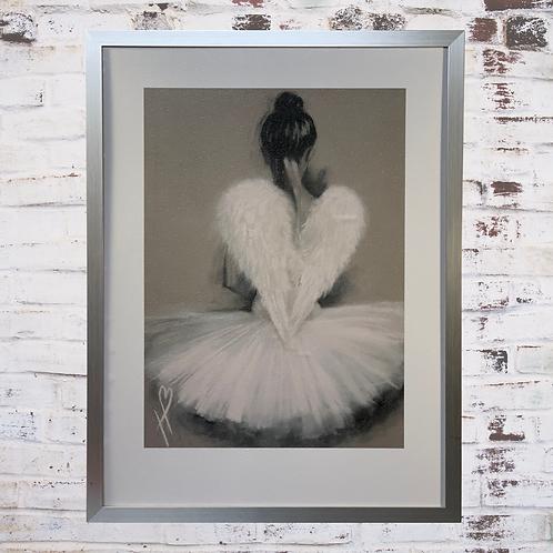 Angel Wings By Helen Bowman