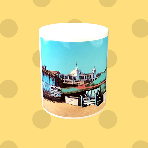 Dome From The Promenade Gift Mug