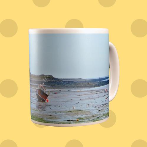 Lindisfarne Holy Island Gift Mug