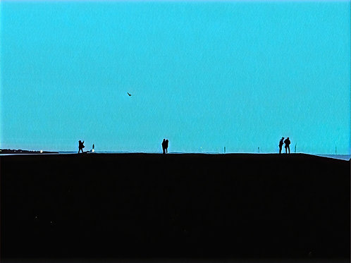 Kites at Dawn 40x50cm Art Print