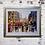 Thumbnail: London Landscape By Richard Macneil  In Oil Paint Effect