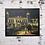 Thumbnail: Evening Dome II 40x50cm Framed Canvas