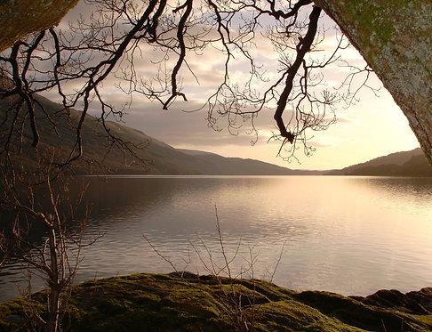 Loch Lomond Scotland 40x50cm Art Print