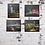 Thumbnail: City Lights 40x50cm Framed Canvas