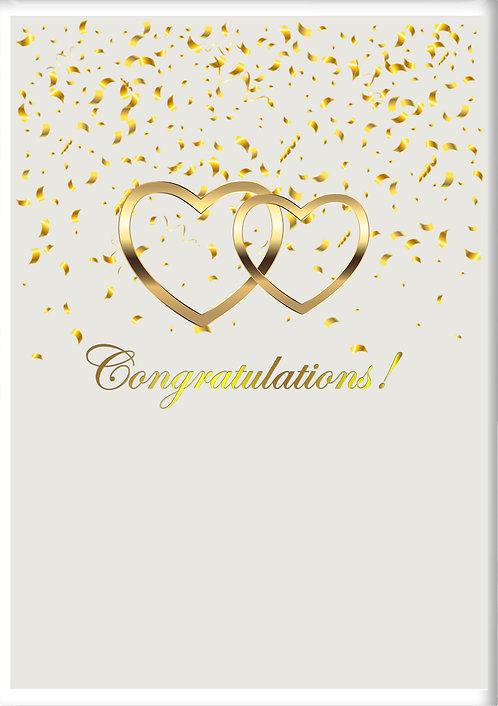 Congratulations Fridge Magnet