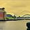 Thumbnail: The Tyne Bridges A5 Gloss Paper Magnet