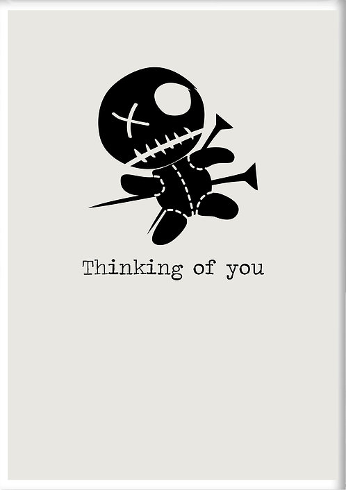 Thinking Of You Fridge Magnet