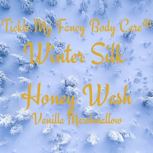 Winter Silk Honey Wash
