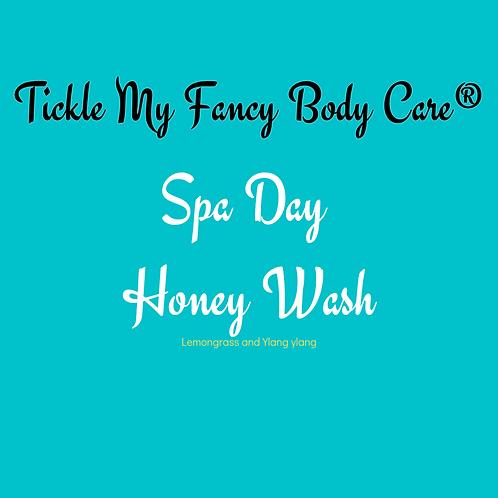 Spa Day Honey Wash