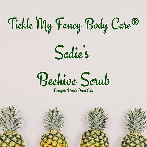 Sadie's Beehive Scrub