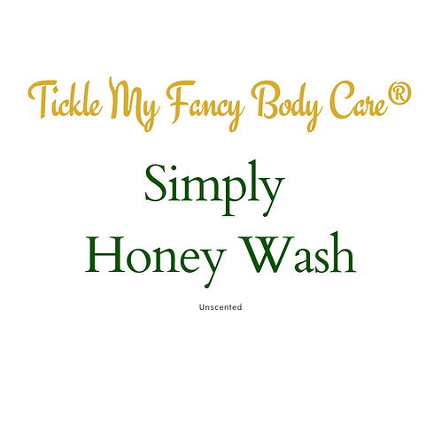 Simply Honey Wash