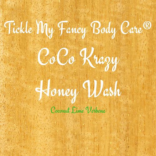 Coco Krazy Honey Wash