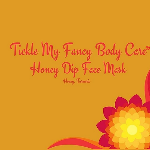 Honey Dip Face Mask 2oz