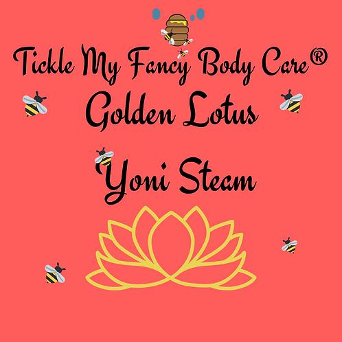 Golden Lotus Yoni Steam