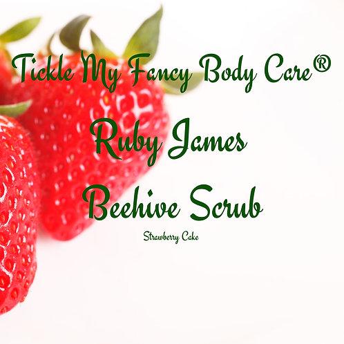 Ruby James Beehive Scrub
