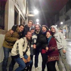 santiago meiga backpackers staff