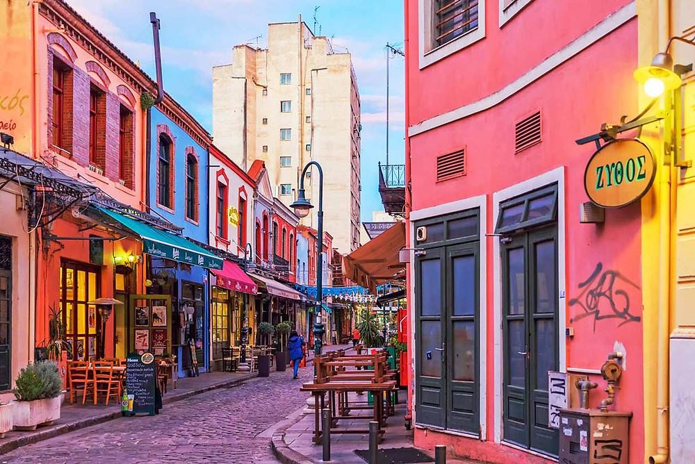 Laladika district-Thessaloniki, Image source:ble.com