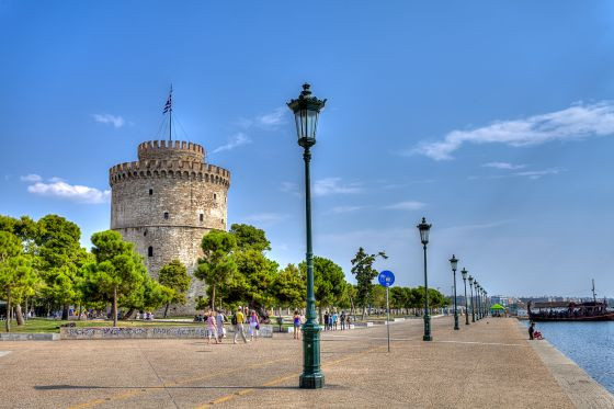 The White Tower - image source: visitgreece.gr