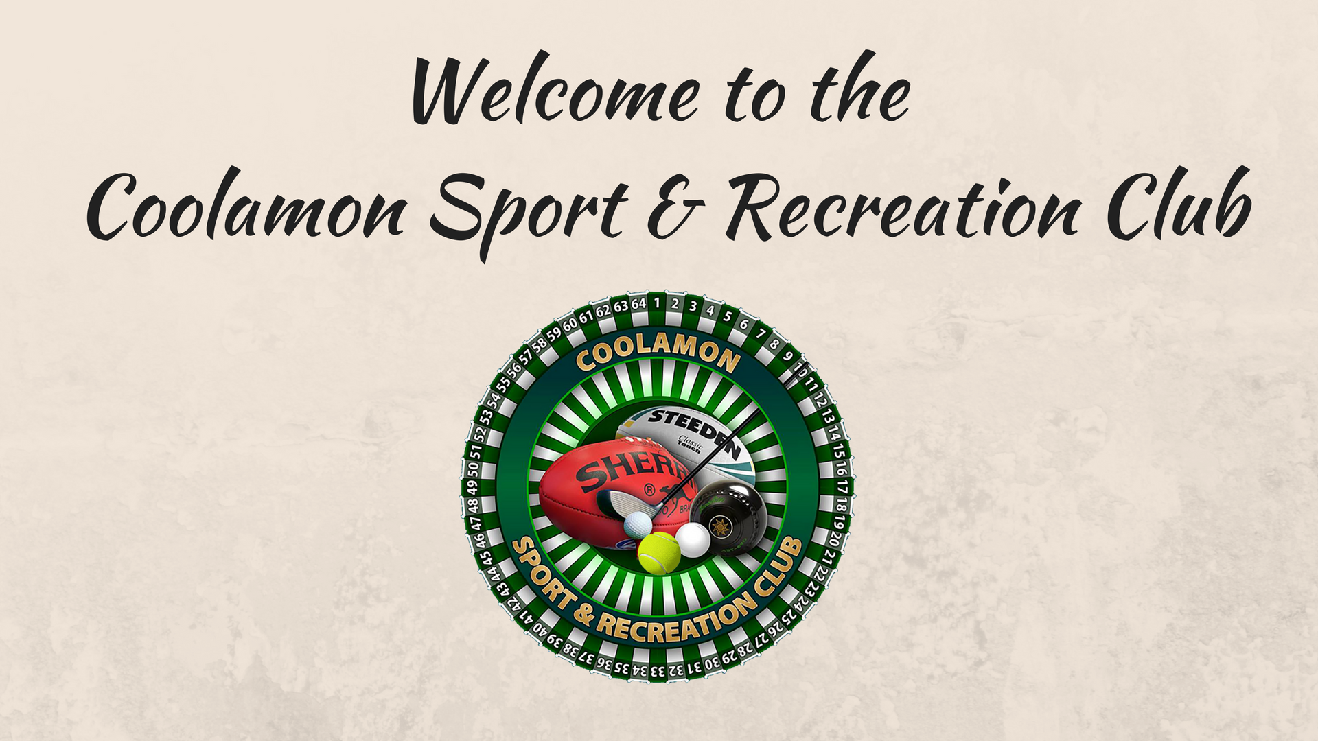 Welcome to the Coolamon Sport & Recreation Club (1)