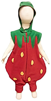 Strawberry Onesie