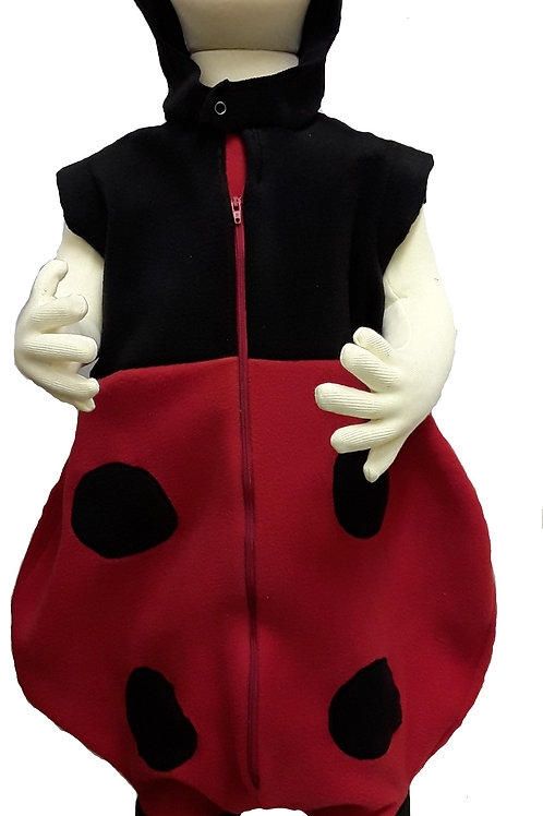 Ladybird Onesie