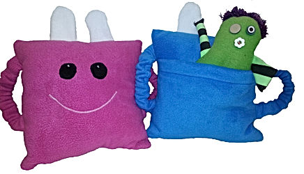 Pink & blue cushion with toy.jpg