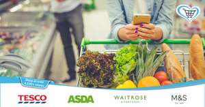 Raise funds for Children of Colombis with every grocery shop in store or on line with a Give As You Live storecard - Asda, Waitrose, Tesco, M&S