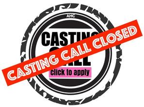 CASTING CALL CLOSED - Netflix & ABC -Extras Casting Call