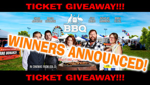 The BBQ Movie Ticket Competition