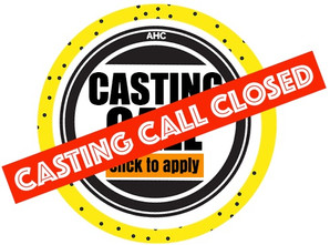 **CASTING CALL CLOSED ** Department of Education APPLY HERE