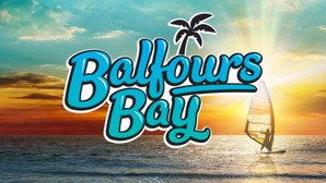 LIVE NOW! The hilarious new 'Balfours Bay' series.