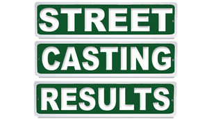 STREETCASTING RESULTS......Baby has been cast!!.......