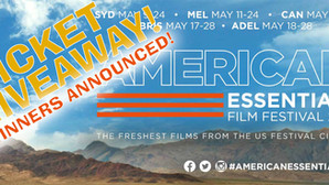 AMERICAN ESSENTIALS Film Festival TICKET GIVEAWAY!! Winners Announced! Click for details!