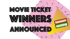 WINNERS ANNOUNCED - DID YOU SCORE YOURSELF A FREE TICKET???