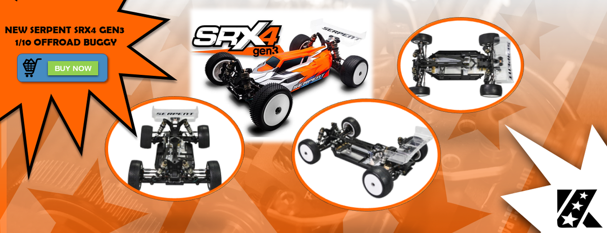 SERPENT SRX4 GEN3