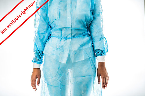 Non Sterile Basic Gown