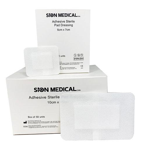 Adhesive Sterile Pad Dressing