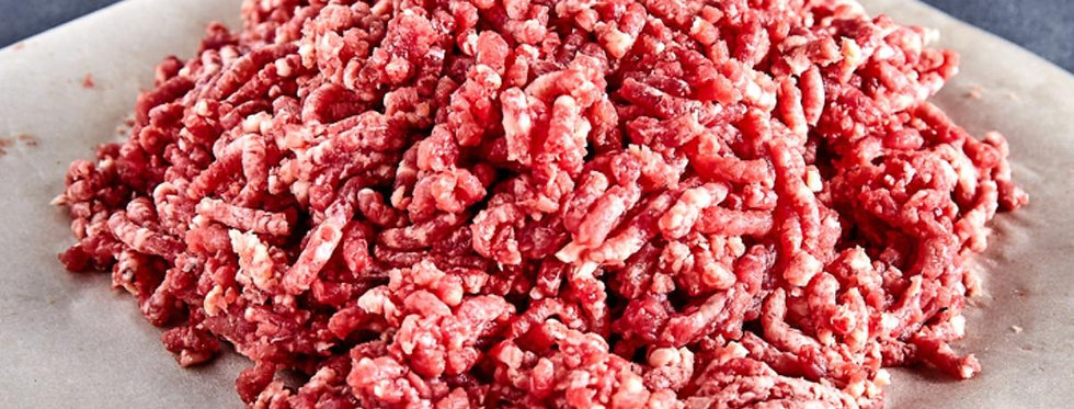 Beef Mince (Fatty)